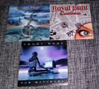 3 CD lot Royal Hunt Promos Collision Course Eyewitness The Watchers Prog Metal