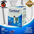 Bayer Contour Blood Glucose Diabetic Test Strips - 50 Count - EXP 10/31/20