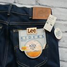 Vintage New Lee Riders Boot Cut Stretch Denim Jeans Made in USA
