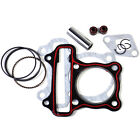 47MM Big Bore Cylinder Piston Ring Kit for 50CC to 80CC Scooter Motorcycle ATV