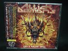 ATTICK DEMONS Let's Raise Hell + 1 JAPAN CD Iron Mask Deadlyforce Savatage
