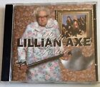 LILLIAN AXE Poetic Justice CD 1992 OOP