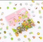 80pc Cute Mini PVC Cartoon Stickers