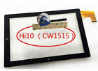 Front Touch Screen Digitizer Parts For Chuwi Hi10 CW1515 HSCT HSCTP-747-10.1-V0
