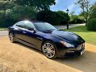 Maserati Quattroporte 30TD New Facelift Model 2017 Blue with Cream Leather