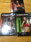 NEW Jillian Michaels The Biggest Winner The Complete Body Workout 3 DVD Set