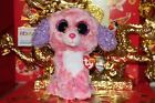 TY BEANIE BOOS LONDON THE DOG.CLAIRE'S EXCLUSIVE MEDIUM. 9