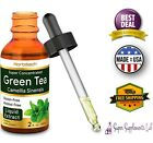 LIQUID GREEN TEA EXTRACT DROPS 2 oz Concentrate Weight Loss Metabolism Support