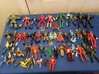 VINTAGE 48 PIECE MIXED LOT TOY FIGURES