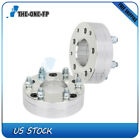2x 2 5x5 to 6x55 wheel spacers 781 mm 14x15 for Jeep Grand Cherokee