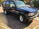 "LARGER PHOTOS: LAND ROVER RANGE ROVER P38 MONDIAL 18"" ALLOY WHEELS WITH GENERAL GRABBER TYRES"
