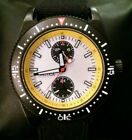 Nautica Mens N14522 Chronograph  Watch With NATO Strap
