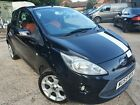 2009 FORD KA 12 STUDIO 93K MILES 2 F OWNERS RADIO CD ALLOYS CLOTH TRIM