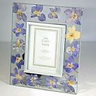 Kohls Sonoma Home Goods 2 1 2 x 3 1 2 Glass Frame with Pressed Dried Flowers