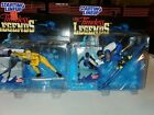 1998 STARTING LINEUP TIMELESS LEGENDS ERIC HEIDEN & TOMMY MOE OLYMPIC CHAMPIONS