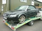 LARGER PHOTOS: AUDI A4 TDI SPORT DIESEL 2496C CONVERTIBLE 163BHP SPARES OR REPAIR ENGINE US