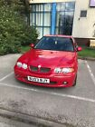 Rover MG ZS 120 VERY LOW MILEAGE