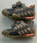 Geox Sport Baby Toddler Shoe Sneaker Boys Girl 21 size 45 EUC