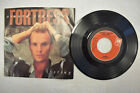 Sting Fortress Around Your Heart Consider Me Gone 45 RPM 7 Vinyl USED