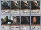 2014 Cryptozoic The Hobbit: An Unexpected Journey Trading Cards 4