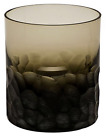 Moser Pebbles Double Old Fashioned Glasses 2 Smoke color