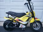 MONSTER MOTO ELECTRIC MINIBIKE MINI BIKE MOPED CHOPPER SCOOTER