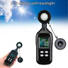 200,000 Light Meter Luminometer Photometer Temperature Tester Accuracy Device
