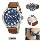 Tommy Hilfiger TRENT Mens Analog casual Brown Band 1791066