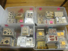 Stampin Up Retired Stamp Sets You Choose Vintage HTF Rare Combined Shipping