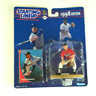 Chuck Knoblauch 1998 Starting Lineup - Minnesota Twins Vintage Kenner Figure