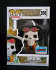 Funko Pop! One Piece Brook #358 2018 NYCC Exclusive Official Sticker