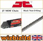 Kymco 125 Stryker (Off Road) 1999-2005 [JT Black HDR] [Non O-Ring Chain] CHJ148