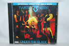 Twisted Sister Under The Blade USA CD + DVD ARM250472