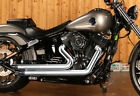full exhaust pipes mufflers fit for softail 2012 2017 slim FLS breakout chrome