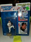 1993 Jack McDowell Chicago White Sox Rookie Starting Lineup in pkg w/ BB Cards