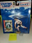 1997 Roger Clemens Boston Red Sox Starting Lineup in pkg w/ Baseball Card