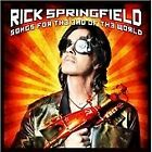 Rick Springfield - Songs for the End of the World (2012) CD