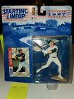 1997 Scott Brosius Oakland As Rookie Starting Lineup mint in pkg w/ BB Card