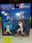 JIM THOME 1998 CLEVELAND INDIANS - STARTING LINEUP FIGURE with PLAYER CARD