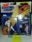 Starting Lineup 1992 Figure and Card Albert Belle Indians MLB