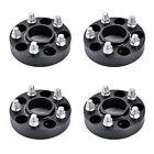 4x 30mm  Wheel Spacers Adapters 5x5 for Jeep