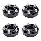 4x 30mm  Wheel Spacers Adapters 5x5 for Jeep Grand Cherokee SRT 8 2012