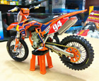 1:12 Red Bull KTM 250 SX-F #94 KEN AMA Supercross Motorcycle Model
