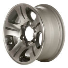 OEM Reconditioned 15X7 Alloy Wheel Black Painted With Machined Face 560 62341