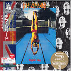 cd japan DEF LEPPARD High 'n' Dry 2008 Japan Mini LP SHM CD L/E W/Obi New OOP