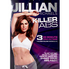 Brand New Jillian Michaels Killer Abs DVD Three 30 minute High octant Workouts