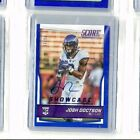 2016 Panini TCU Horned Frogs Collegiate Trading Cards 2