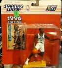 Starting Lineup New 1996 NBA Larry Johnson Figure and card