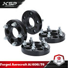 4X 1 25MM Wheel Spacers Adapters 5x100 to 5x1143  5x45  For Toyota Chrysler