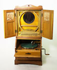 UNIQUE RARE KLINGSOR PHONOGRAPH GRAMOPHONE You can see and hear me play